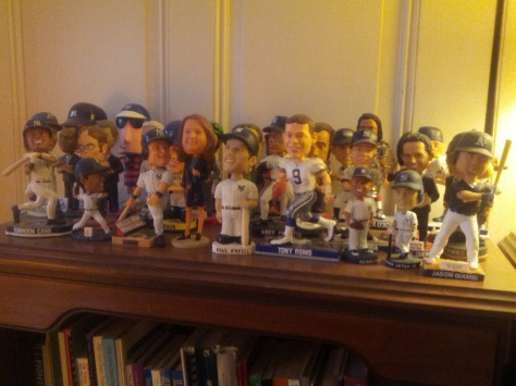 The current Bobblehead Army