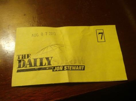 I've got a golden ticket!