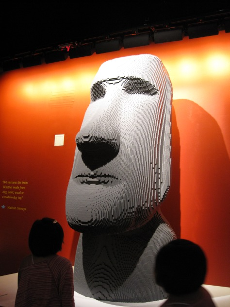 Moai (Easter Island Heads)