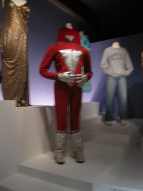 Mork's outfit from Mork & Mindy