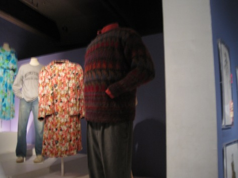 A Cosby sweater, live and in person!