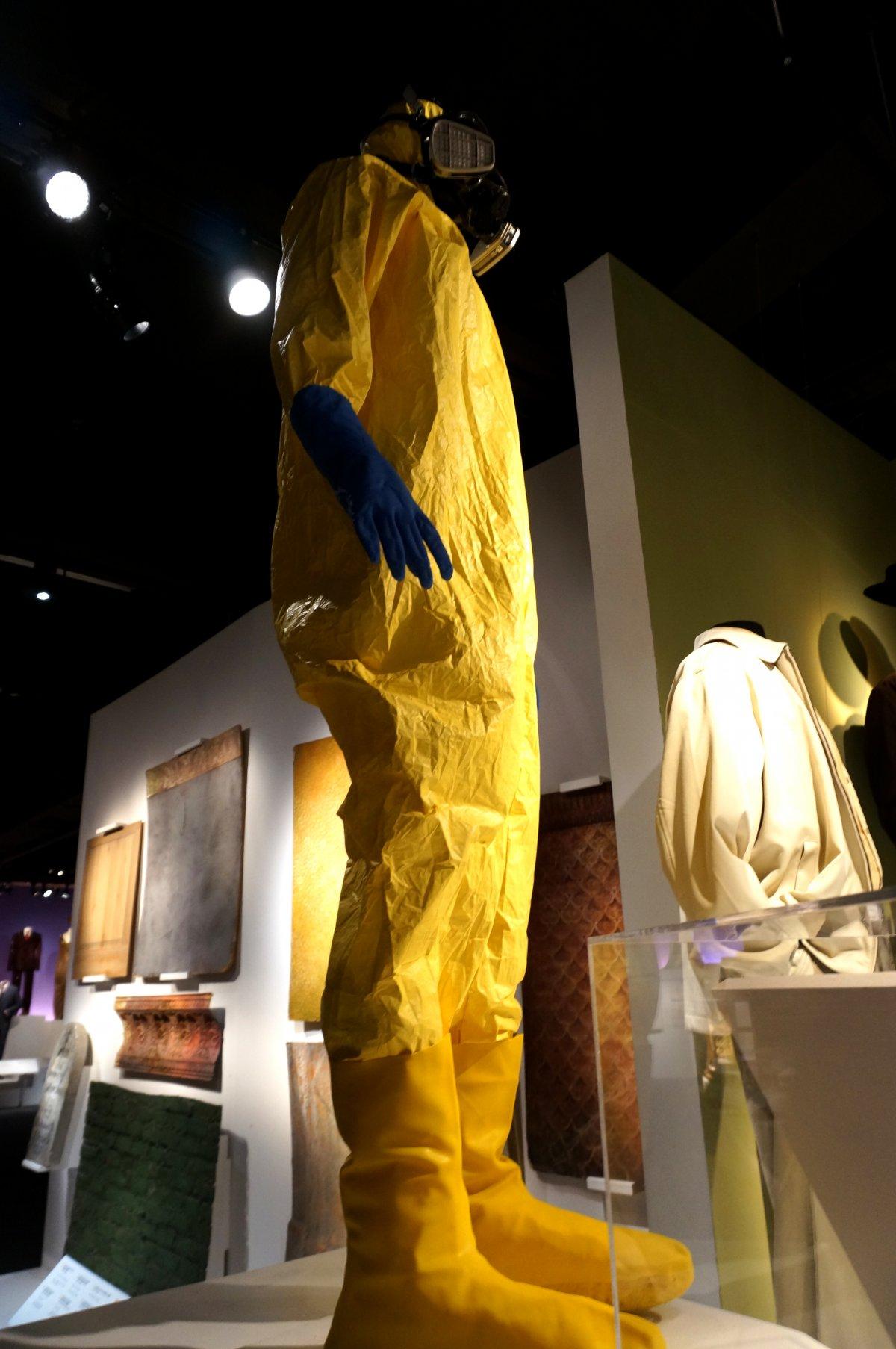 Breaking Bad Exhibit, Museum of the Moving Image, Astoria ...