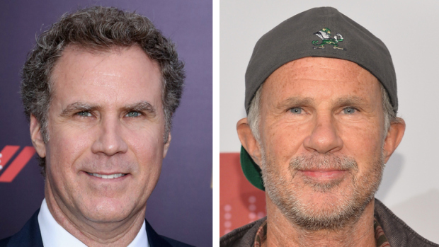 Chad smith as heather 39 s world turns - Will ferrell one man show ...