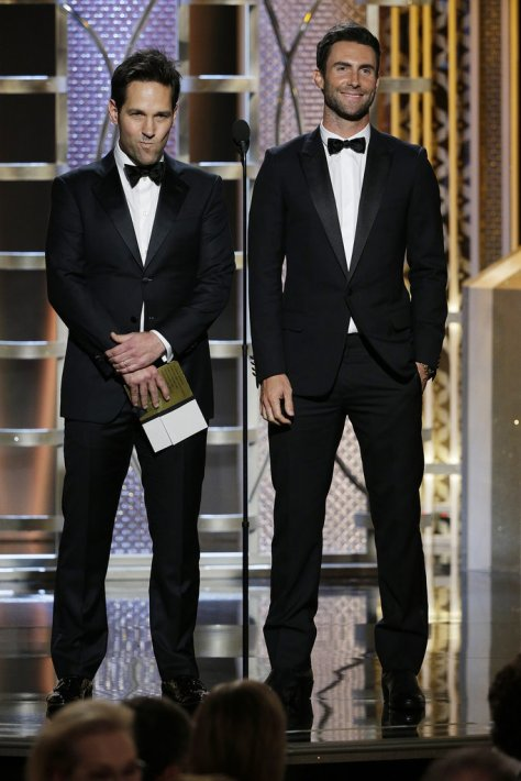 Paul-Rudd-Adam-Levine-Golden-Globes-2015