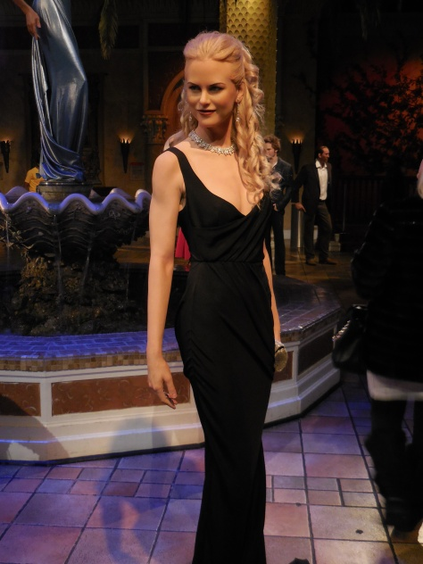 They also did a nice job with Nicole Kidman