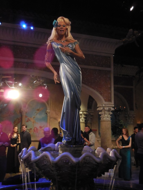 RuPaul in all her magnificence