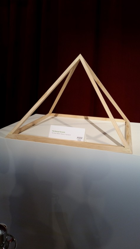 George's pyramid