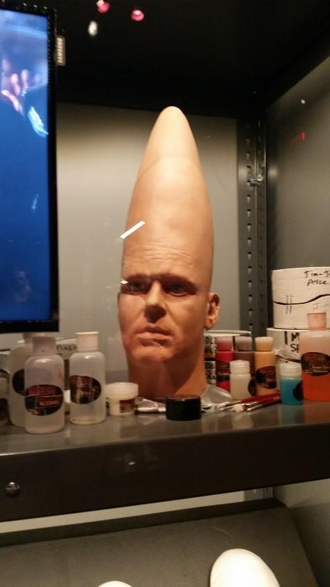 Conehead prosthetic