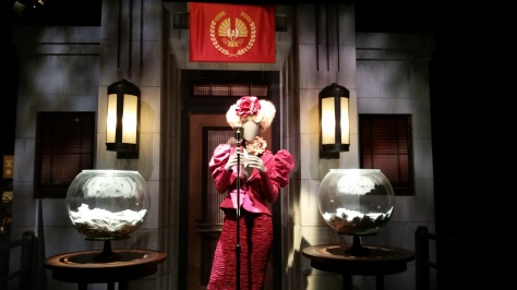 Effie's outfit for the District 12 Reaping