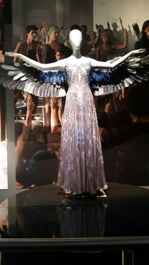 Katniss Mockingjay costume