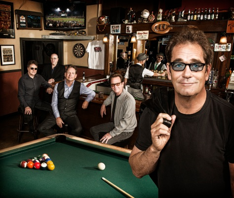 Huey Lewis & The News photographed in Marin County, CA April 20, 2013©Jay Blakesberg
