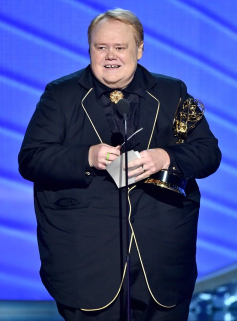 (Photo by Vince Bucci/Invision for the Television Academy/AP Images)